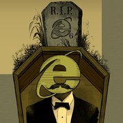 IE6 Funeral
